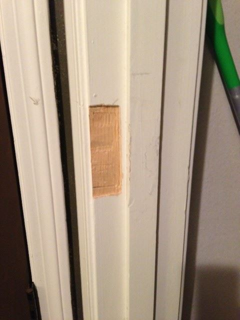 How to add a mortise for a third hinge wilker do 39 s for How to make door hinge template
