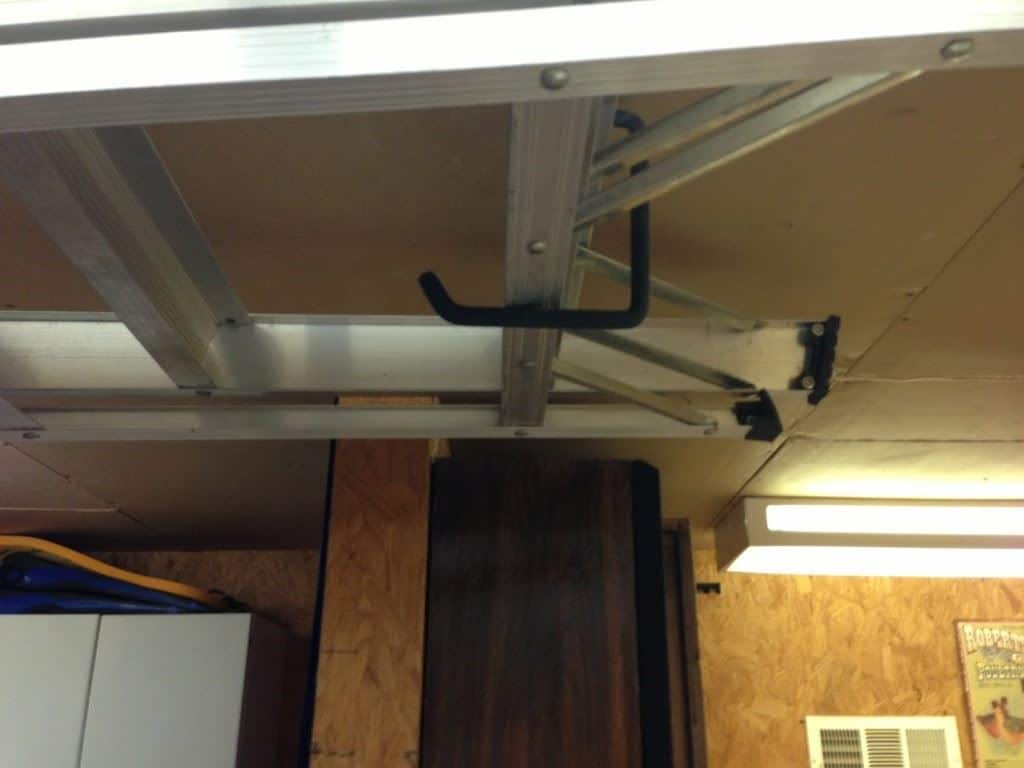 Hanging A Ladder From The Ceiling Wilker Do S