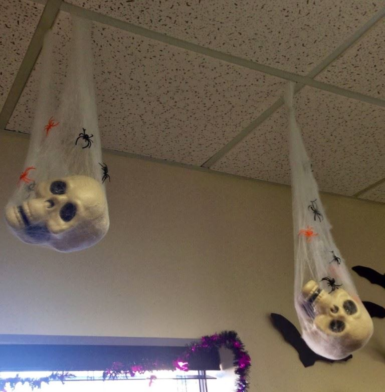 office halloween decorations. Perfect Decorations To Office Halloween Decorations O