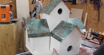 Birdhouse Feature