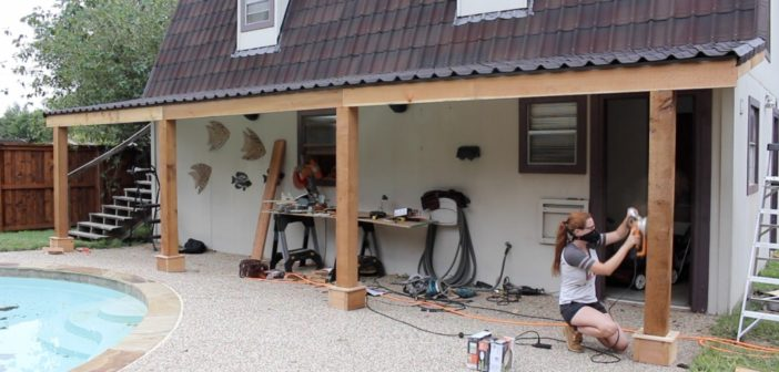 How to Build a Patio Cover Part 2 Wilker Do s