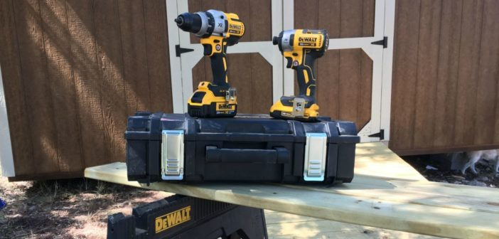 Review of DeWalt 20-Volt MAX Lithium-Ion Cordless Combo Kit